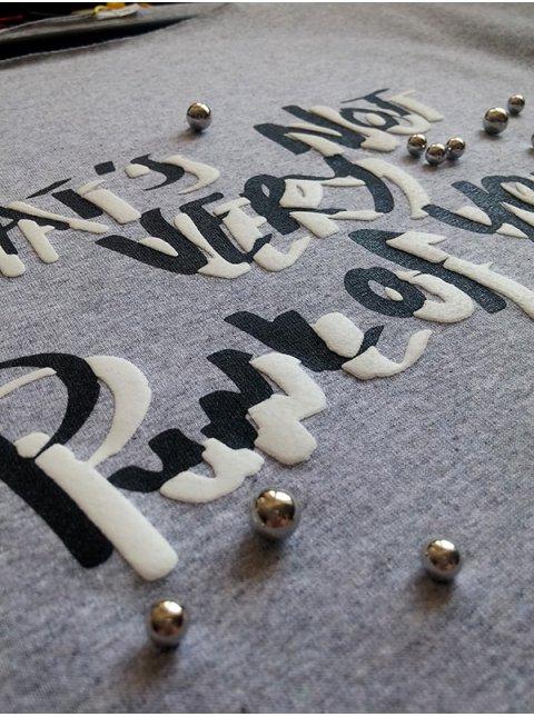 Укороченная футболка с необработанными горловиной и низом. Арт.2350
