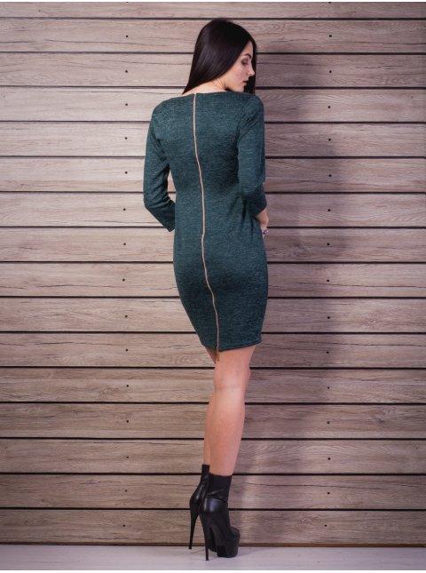 Платье-футляр с рукавом 3/4. Арт.2222