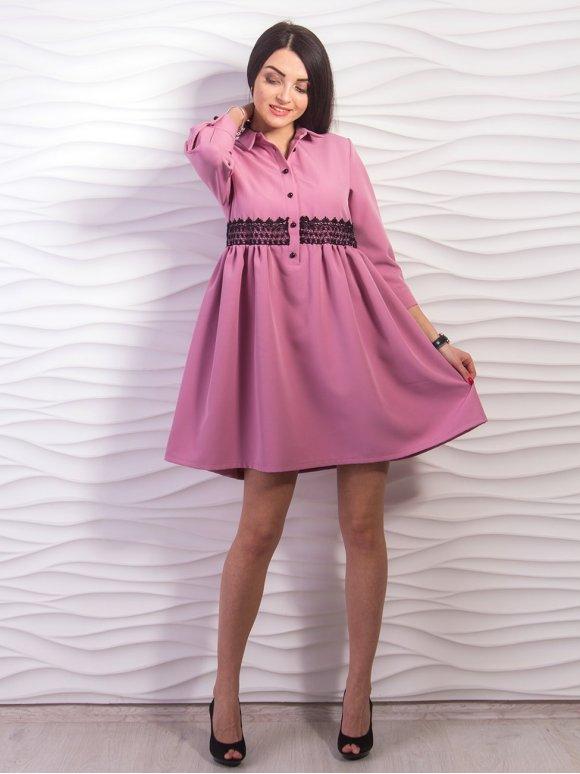 Платье с завышенной талией. Арт.2210