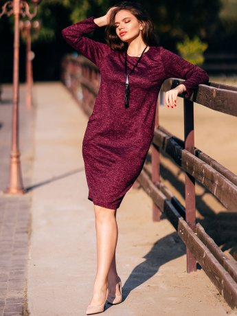 Сукня з прикрасою 2873