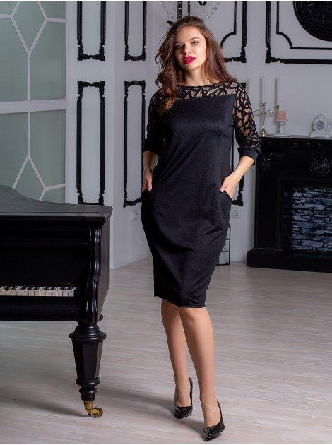 нарядное платье с пайетками 2900