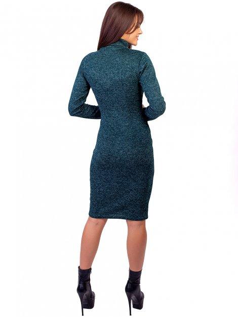 Платье со стойкой 2111