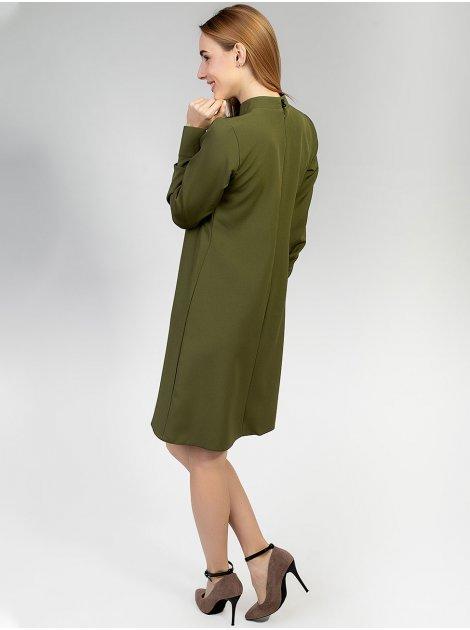 Красивое платье с бантом 2919