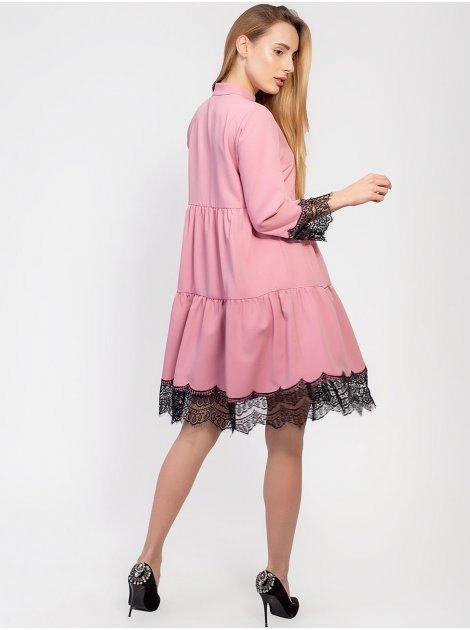 Платье с красивым кружевом 2930