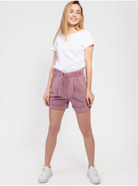 Стильные вельветовые шорты с удобными карманами 2926