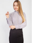 Блуза с бантом на спинке 2948