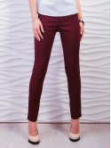 Трендовые брюки стрейч с карманами. Арт.2313