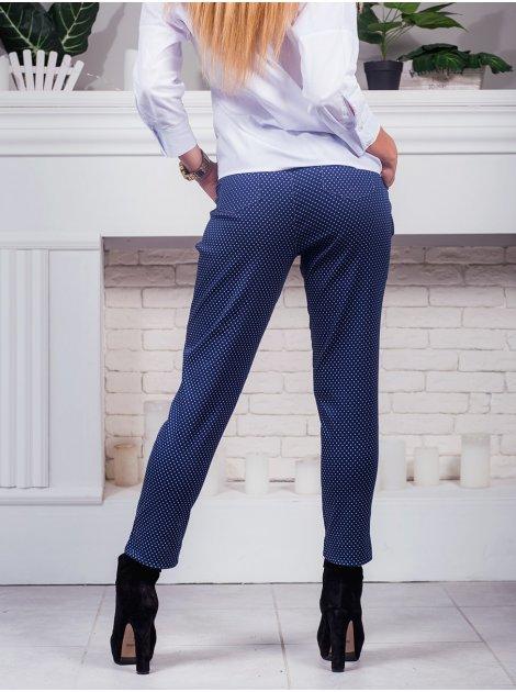 """Элегантные брюки с принтом """"звёзды"""". Арт.2280"""