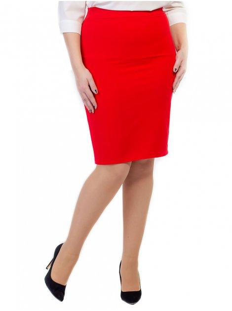 Базовая юбка size+ 2615