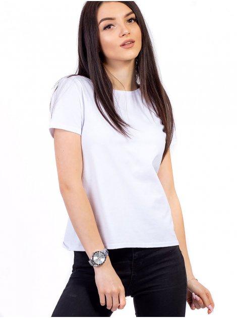 Стильная базовая футболка 2732