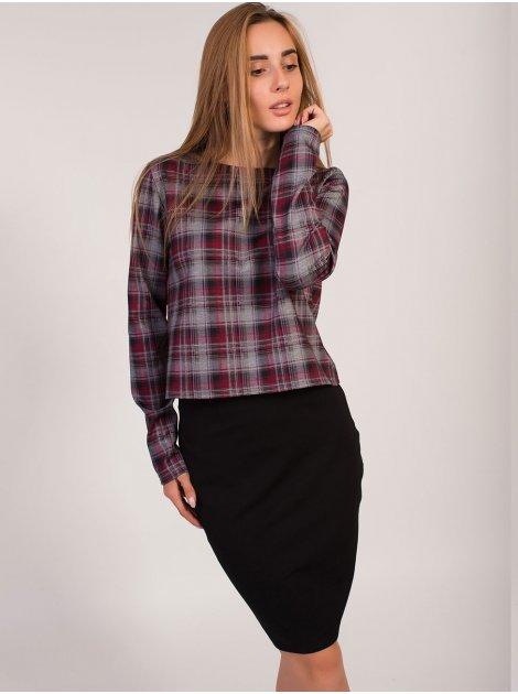 Костюм: кофта и юбка-карандаш 2826