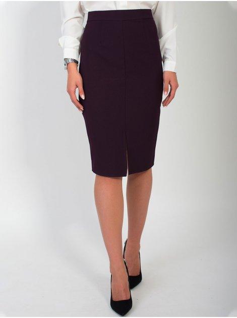 Восхитительная юбка с распоркой спереди. Арт.2525