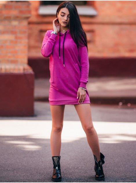 Платье-худи 2821