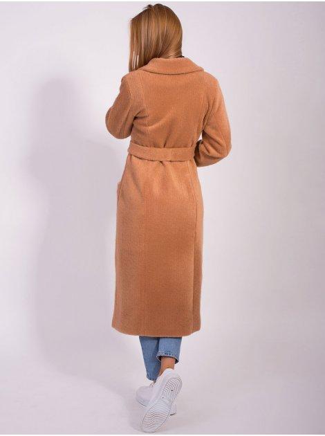 Стильное шерстяное пальто 2763