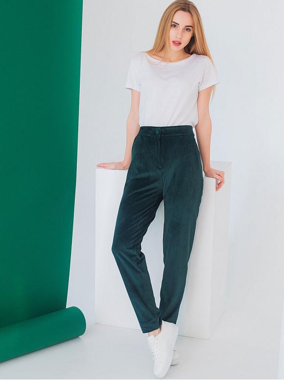 Модні вельветові брюки 2933