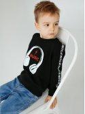 Детский джемпер с наушниками 10006