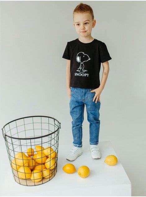 """Детская футболка с принтом """"SNOOPY"""" 10017"""