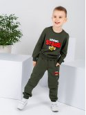 "Детский спортивный костюм с принтом ""BRAWL STARS"" 10016"