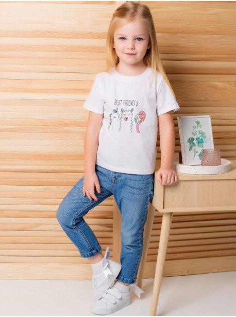 Детская футболка с милым рисунком 10028