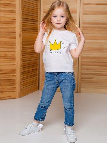 Детская футболка для принцессы 10031