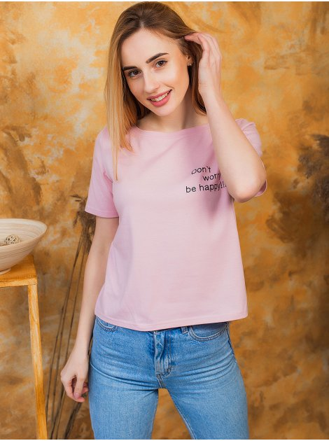 Крутая футболка с принтом  2982