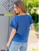 Стильная футболка с принтом 2997