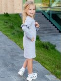 Детское платье с вышивкой 10059