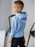 Стильный детский худи с принтом 10064