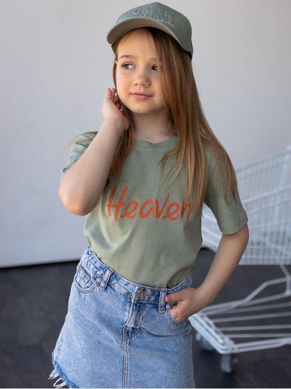 Детская футболка с принтом в разных цветах 10093