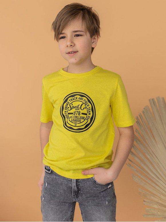 Детская футболка с принтом 10089